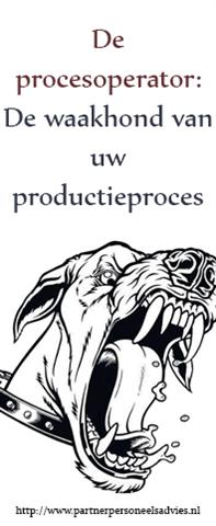 werving selectie recruitment procesoperator of procesbegeleider