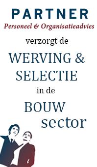 recruitment, werving en selectie in de bouwsector